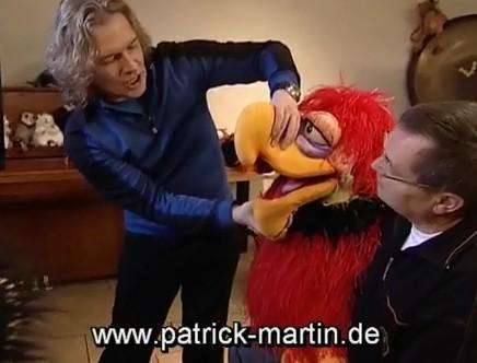 TV-Bericht Bauchrednerkurse