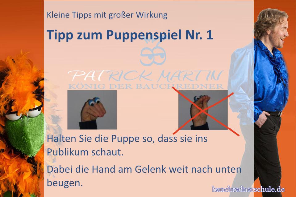 Tipp zur Puppenhaltung 1